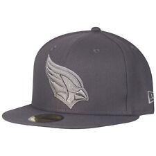 NEW Era 59 Fifty Cap-GRAPHITE Arizona Cardinals