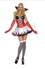 Sexy Queen of Hearts Queen of Wonderland Costume