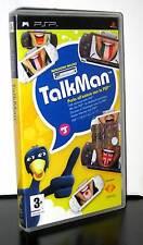 TALK MAN MICROFONO INCLUSO GIOCO USATO IN OTTIMO STATO SONY PSP ED ITALIA PG422