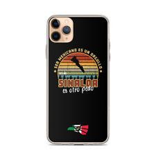 Sinaloa Mexico Phone Case For iPhone Samsung Funda y Protector para Celulares