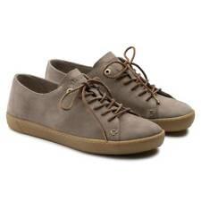 BIRKENSTOCK Arran Sneaker beige Taupe Velourleder Leder normal