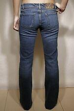 Just Cavalli Damen Hose Jeans Pantalon Neu Blau Gr 29