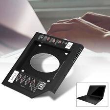 "2.5"" SATA HDD SSD Supporto Hard Disk Drive Bay Caddy DVD Adattatore per Laptop"