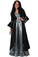 Halloweenkostüm Gräfin Black Princess Hexe Vampir Kostüm M L Horror Halloween