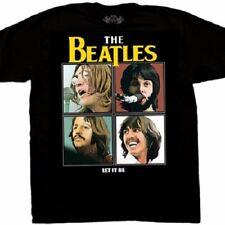 "Tee shirt Beatles ""Let it be"""
