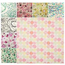 Liberty Art Prints Patterned 100% Silk Fabric Material - Print Clothing Interior