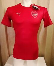 Arsenal Bodywear Base Layer T-Shirt by Puma - BNWT - Red