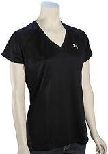Under Armour Tech Women's T-Shirt - Black - New