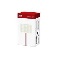 LED INTERIOR 48 SMD 501 / T10 / W5W LIGHT PANEL UPGRADE | AUTOBEAM