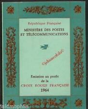 Carnet Croix Rouge de 1964 - n° 2013 -  NEUF ** LUXE