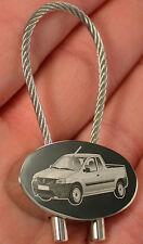 Dacia Logan Pick Up Schlüsselanhänger Gravur Keyring Pickup