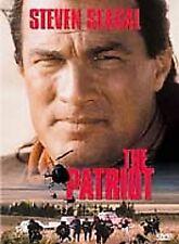 The Patriot, Acceptable DVD, Steven Seagal, Gailard Sartain, L.Q. Jones, Silas W