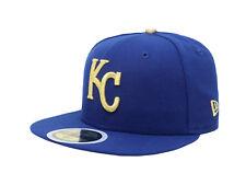New Era 59Fifty Cap MLB Kansas City Royals Kids Youth Size Boys Girls 5950 Hat