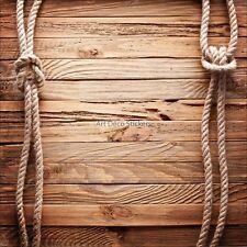 Adesivi murale decocrazione: Fiocco e legno 1663