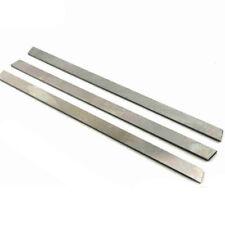 Steel Flat Bar Precision Sheet Steel 4/6/10x200x2mm DIY Model Crafts Metal Plate