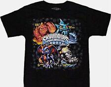 Skylanders Spyro's Adventure T-Shirt 8 10 12 14 16 18 20 Childs New Color Glow