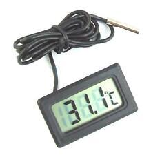 LCD Thermometer mit Messfühler, Lieferung aus DE