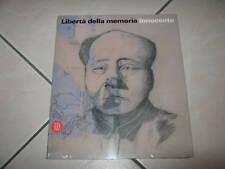 Libertà della memoria Innocente Collana Arte moderna Skira Italiano English