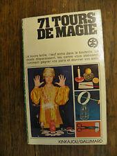 71 tours de magie / Christiane Neuville