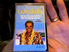 Ed Kamanaloha Kenney- Waikiki- rare new/sealed cassette tape
