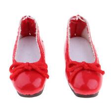 Paire de Chaussures à Talons Hauts en Cuir PU pour 1/6 Blythe Accessoire de
