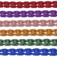 YBN 918 1/2 link chain 1/8 Anodised