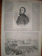 Standard Journalist John A Scoville 1864 print