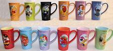 "NEW Disney Store Zodiac Astrology Coffee Tea Latte MUG YOU CHOOSE 16oz 6"" tall"