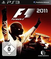 F1 2011 (Sony PlayStation 3, 2011)