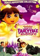 Dora the Explorer: Dora's Fairytale Adventure 2016 by Dora the Explore EXLIBRARY