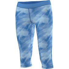 Adidas Womens Techfit 3/4 Capris Tie Dye Tights Save 33% Running Training  XL