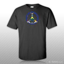 New York Flag Peace Symbol T-Shirt Tee Shirt Cotton Ny sign no war