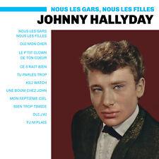 CD Johnny Hallyday : Nous les gars, nous les fliles (+ 4 Titres Bonus)