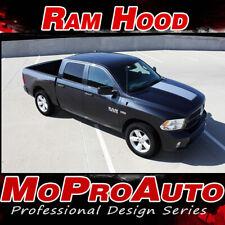 2014 Dodge Ram Factory Style Hood 3M Pro Vinyl Graphics Decals Stripes D08