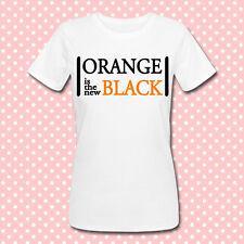 T-shirt donna Orange is the new Black inspired, scegli colore, personalizzabile!