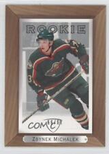 2003 Upper Deck Bee Hive Silver #237 Zbynek Michalek Minnesota Wild Hockey Card
