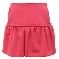 7158R gonna rosa corallo bimba SIMONETTA gonne skirts kids