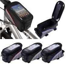 Fahrradtasche Handy Smartphone Fahrrad Halterung Samsung S4 S5 S6 S7 S8 mini....
