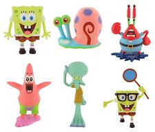 Bullyland Comansi Official Spongebob Squarepants Toy Figure Cake Topper Toppers