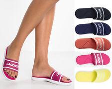 02f8a2b77 Lacoste Slides Womens Sandals Lacoste L 30 Slides 35CAW002 NEW
