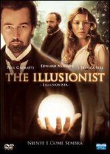 The Illusionist (2005) DVD