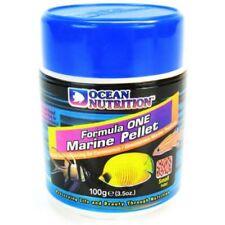 Ocean Nutrition Formula One Marine Pellets 100g 200g 400g Quality Reef Fish Food
