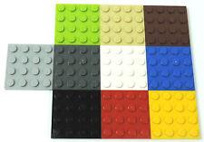 LEGO City Ferrovia / col. Scelta 4x4 piastre / 4 Pezzi