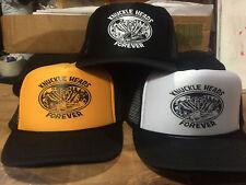 knucklehead hat chopper showclass vintage panhead shovelhead harley bobber