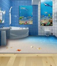 3D tropicale Hawaii Pavimento Foto Wallpaper Murales Muro Stampa Decalcomania