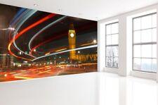 3D Brillante Città Parete Murale FotoCarta da parati immagine sfondo muro stampa
