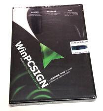 New WinPCSIGN 2018 Basic full license USB Dongle,auto vectorization,Vinyl Cutter