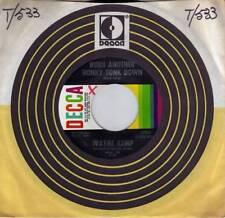 WAYNE KEMP disco 45 g. BURN ANOTHER HONKY TONK DOWN made in USA