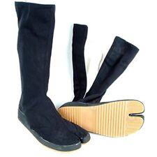 Playwell Ninja Tabi Shoes Full Length Long Adults Martial Arts Boots Ninjutsu