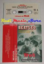 MC BEATLES Live in stockholm usa 1963 64 DIZIONARIO ROCK PROMO no cd lp dvd vhs